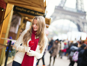 Juleshopping i Paris