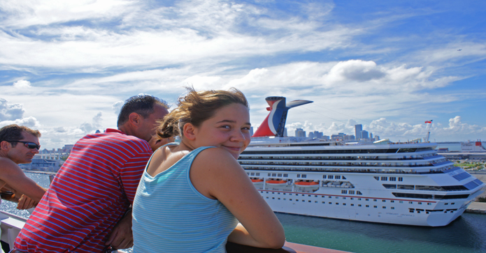 Cruise for familier