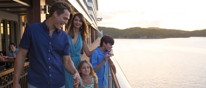 Familie cruise