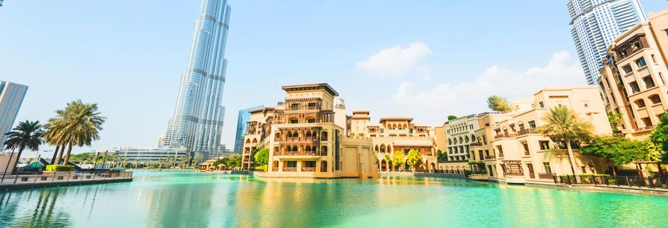 Dubai med all inclusive