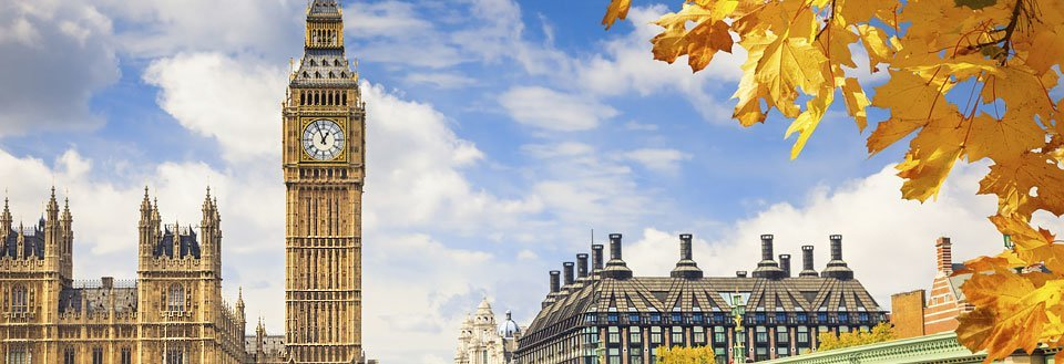 Find en billig flybillet til London (Heathrow)