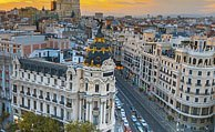 Hotell i Madrid