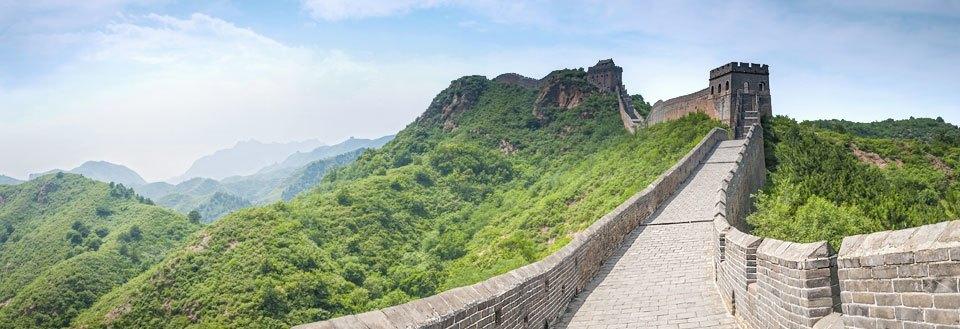 Reiser til Kina