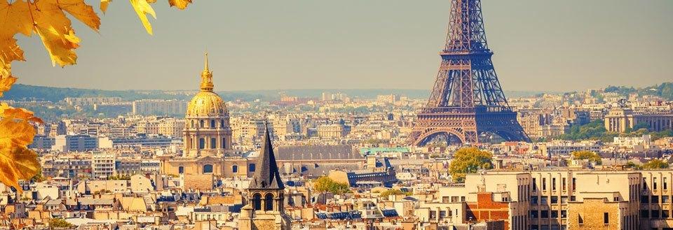Reiser til Frankrike